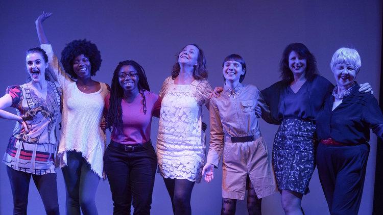 Generation Women%2c Barbara Field%2c April 25th%2c 2018